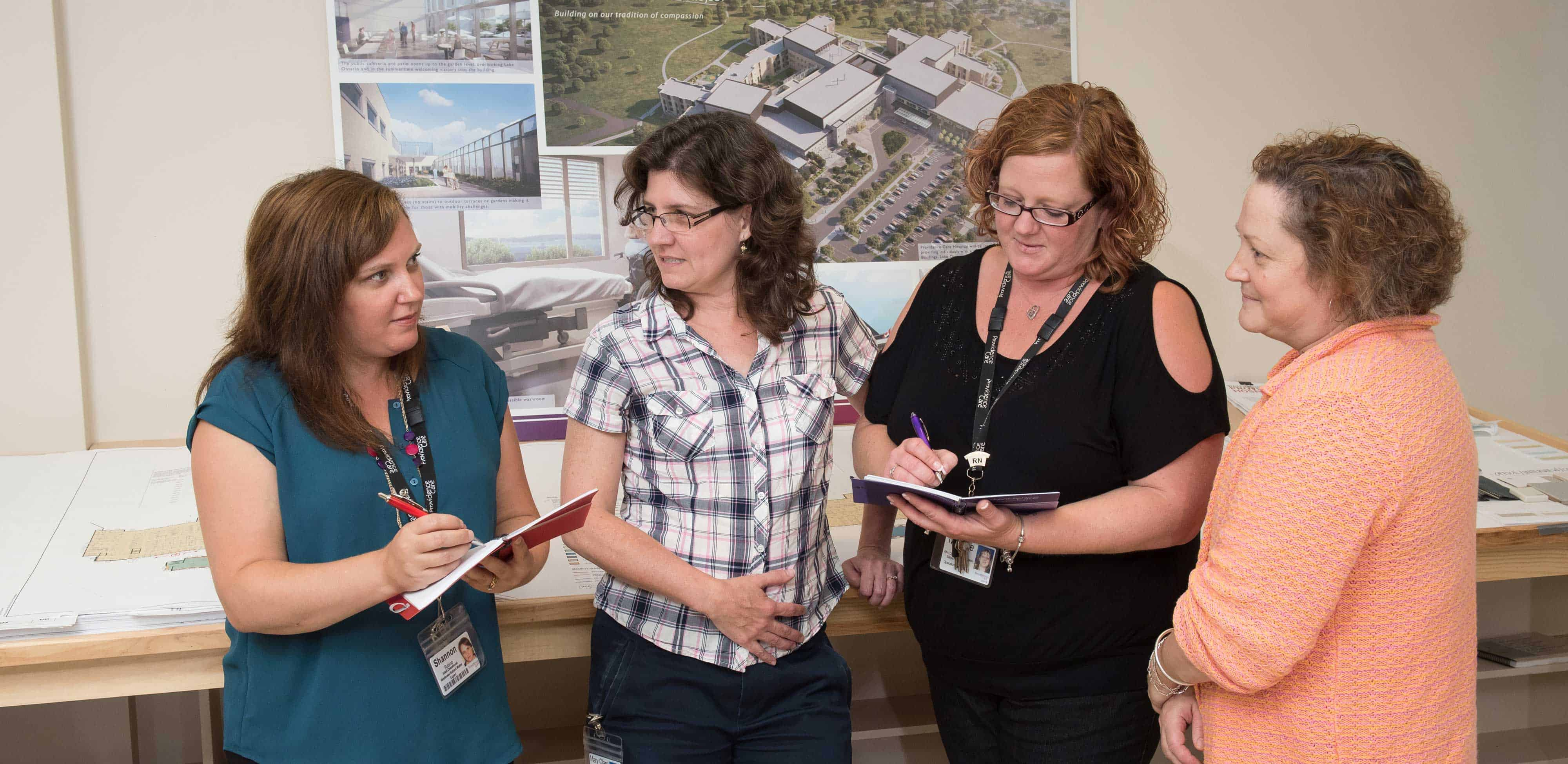 Staff Exchange launches at Providence Care