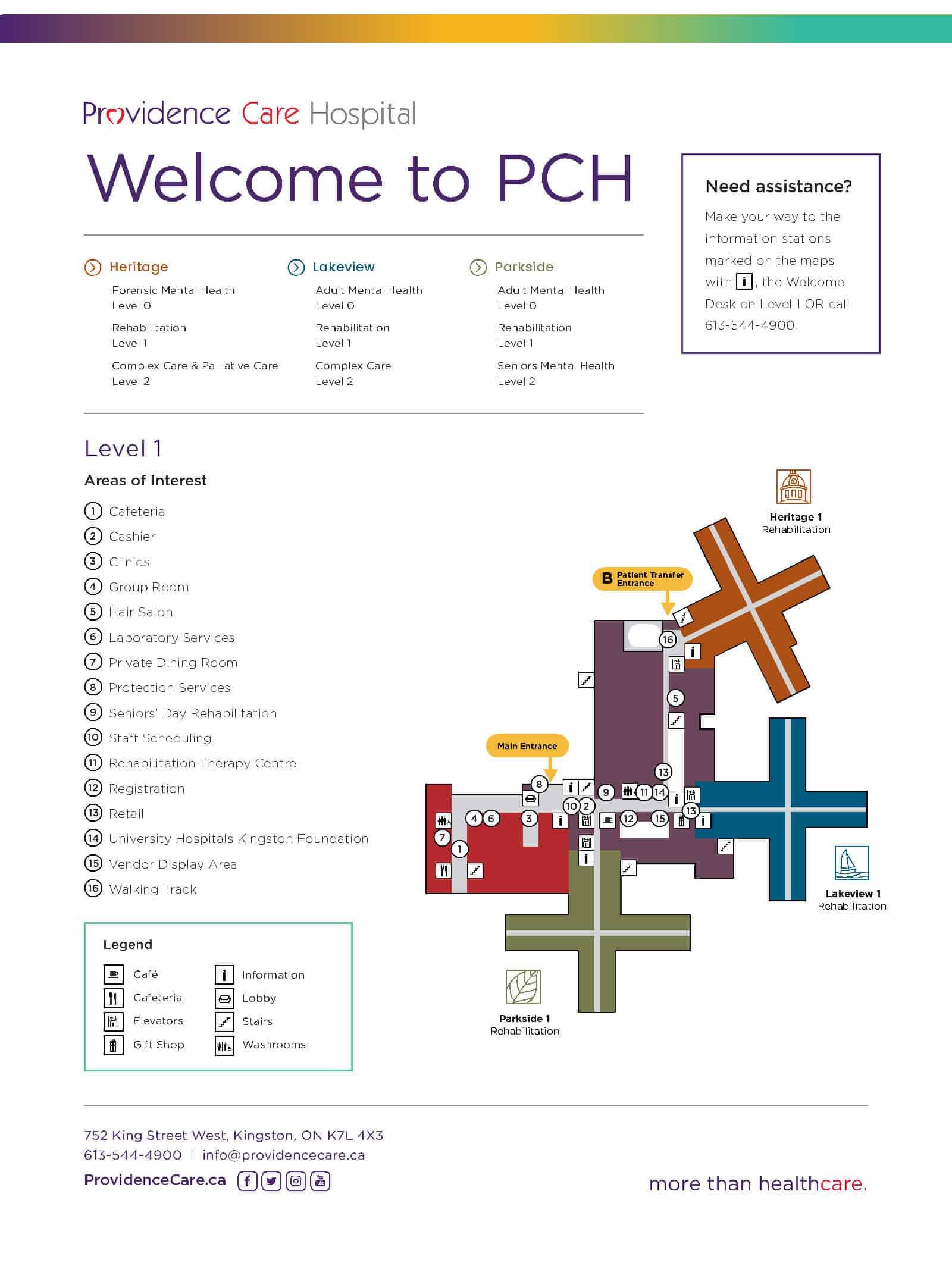 Hospital Maps