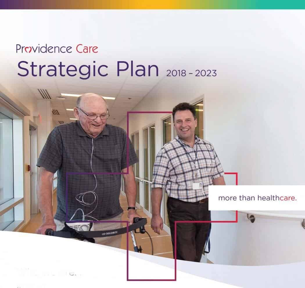 Image: Providence Care Strategic Plan 2018-2023