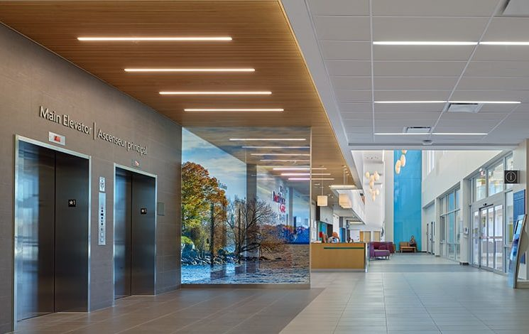 Providence Care Hospital achieves LEED® Silver certification